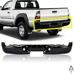 Rear Bumper Face Bar For Toyota Tacoma R:416901 TO1102241 New