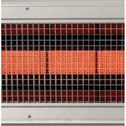 Lynx 48-inch 35000 Btu Propane Gas Infrared Patio Heater With Remote And Wall