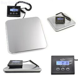 330lb Industrial Postal Floor Weight Scales Electronic Digital Package Shipping $54.99
