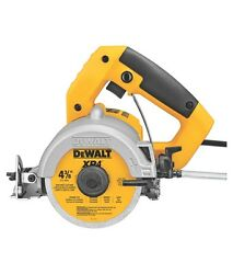 Dewalt Tile Saw DW862 Capacity: 34mm 1270W