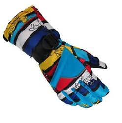 Outdoor Sports Skiing Gloves Nylon Warm Winter Snow Motorcycle Cycling Glove