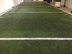 Astro Turf 11yards by 7 yards  w 2 inch padded micro tire filler