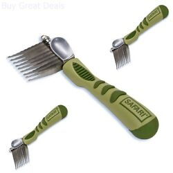 New De Matting Comb for Dogs Pet Supplies Grooming Dematting Tools Brush Hair $19.99