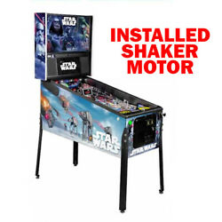 Stern Star Wars Premium Pinball Machine with Shaker Motor