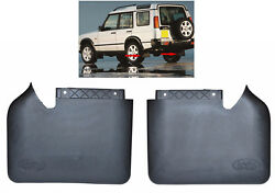 LAND ROVER DISCOVERY 2 1999 2004 RH amp; LH SET OF 2 FRONT OR REAR MUD FLAPS KIT $102.98