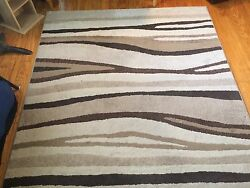 5x7' New Zealand wool rugs Used Great condition