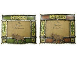 Set of Two FRAME MOOSE GREAT OUTDOORS  5