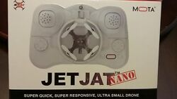 MOTA JETJAT NANO Ultra Small Drone Barely Used Only flown 2 3x Original Box $36.00