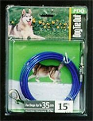 Tie Out Dog Medium 15 Foot Pdq PartNo Q231500099 by BOSS PET PRODUCTS Single $9.74