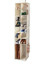 NIP Real Simple Solutions Shoe And Boots Organizer 16 Pr. 12