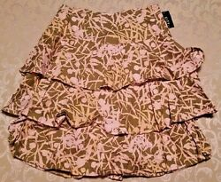 NWT City Unlimited Size 2 Tiered Skirt $10.00