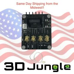 3D Printer Mosfet Heated Bed Power Module MKS Anet A8 A6 A2 & i3 Compatible $8.99