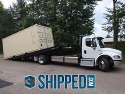 20' NEW SHIPPING CONTAINER CALIFORNIA WE DELIVER SECURE HOME STORAGE CARGO BARN