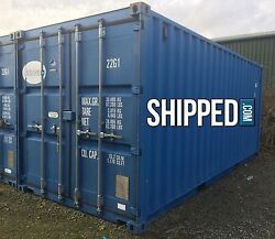 20' *CERTIFIED CARGO WORTHY  SEA WORTHY* USED SHIPPING CONTAINER in PHOENIX AZ