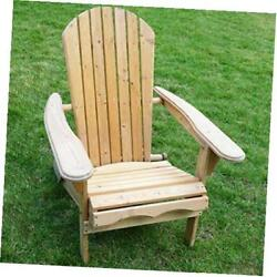 garden foldable adirondack chair
