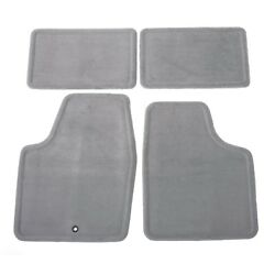 2006 2016 Impala GM OEM Front amp; Rear Replacement Floor Mats Titanium 15237888 $83.90
