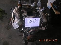 BUICK REGAL Engine 3.8L wsupercharged option (VIN 1 8th digit) 00 01 02