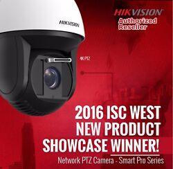 Hikvision Ultra HD 4K 8MP 36X Outdoor IR PTZ Speed Dome Camera DS-2DF8836IV-AELW