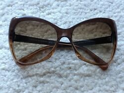 Tom Ford Nico butterfly sunglasses tf175 brownhoney  gradient
