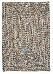 Corsica CC49 Lake Blue IndoorOutdoor Rug by Colonial Mills