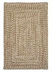 Corsica CC69 Moss Green IndoorOutdoor Rug by Colonial Mills