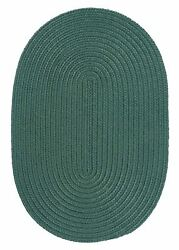 Boca Raton BR62 Myrtle Green IndoorOutdoor Rug by Colonial Mills