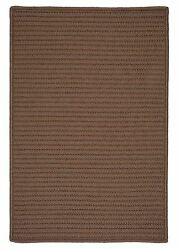 Simply Home Solid H286 Cashew IndoorOutdoor Ultra Durable Rug by Colonial Mills