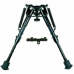 6quot; to 9quot; Adjustable Spring Return Sniper Hunting Rifle Bipod with KeyMod Adapter $23.85