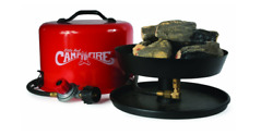 Camco Portable Little Red Campfire Olympian Propane Heater Outdoor Tailgating