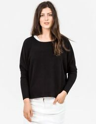 Sass and Bide Yippee Screamer 100% cashmere black Knit size XS S  BNWT RRP $490