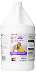 Lambert Kay Linatone Shed Relief SkinCoat Liquid Supplement for DogCat