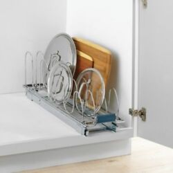 Real Simple Roll-Out Lid Organizer