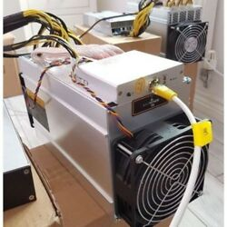 NEW D3 ANTMINER DASH 19.3 GHS IN HAND W1600W POWER SUPPLY FREE FAST SHIPPING $350.00
