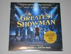 THE GREATEST SHOWMAN Original Motion Picture Soundtrack  LP  New Sealed Vinyl