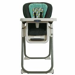 Graco High Chair: Botany Collection Tablefit Green Teal C $189.99