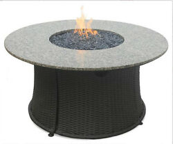 Lp Firepit Uniflame Granite Mantel 43