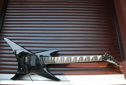 Jackson 1 OF 1 WR1 2000 Black Warrior Custom Order S.Duncan Black Out 59 Lil