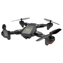 XS809 2.4GHz 4CH 6-axis Gyro Pocket Mini Selfie Foldable Drone RC Drone Quadcopt $103.66