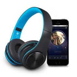 B3 Stereo Wireless Bluetooth Headphone Over Ear Foldable Soft Protein Earmuffs w $36.48