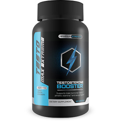 Testo Max Extreme - Anabolic Activator For Size and Recovery - Test Booster
