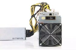 NEW  Antminer L3+ 504MHs USA SHIPS NOW!!!  LTC Litecoin XVG Verge