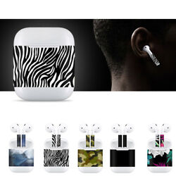 For Apple AirPods Stickers Protective Decal Skin Decal Faceplate Film NewFashion