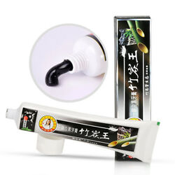 3 pack X Whiteningplaque removing Activated Charcoal Toothpaste Organic SALE $7.99