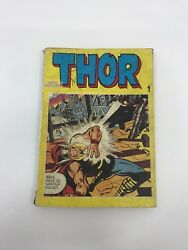 THOR #1 - Foreign Comic Book - 1980s 80s - MARVEL - MEGA RARE - 4.0 V