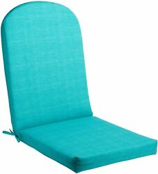 Adirondack Chair Cushion Seat Pad Indoor Outdoor Cushioned Padded Garden Teal