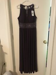 Laura Size 12 Purple Dress $50.00