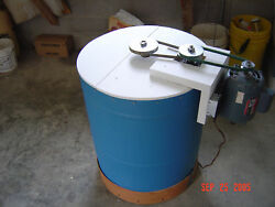 HONEY EXTRACTOR BUILD YOUR OWN AT FRACTION OF COST $9.99