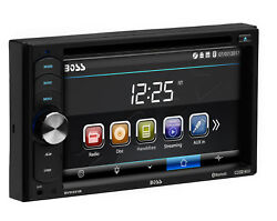 BOSS AUDIO BV9351B Double Din 6.2