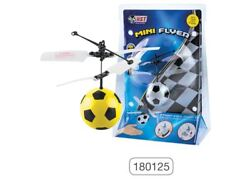 HST Mini Flyer Football RC Infrared Flying with Remote Helicopter Aircraft $15.95