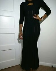 Alaia Black Vintage Dress and Bolero for Red Carpet Races Or Cruise cost £2500